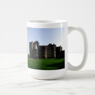 Castillo de Alnwick - panorama Taza