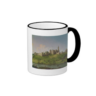 Castillo de Alnwick Taza De Dos Colores