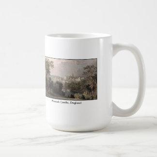 Castillo de Alnwick, taza de Inglaterra
