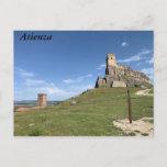 Castillo de Atienza Postcard