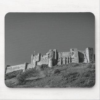 Castillo de Bamburgh, Northumberland Alfombrillas De Raton
