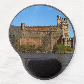 Castillo de Bannerman Alfombrilla Gel