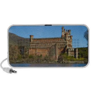 Castillo de Bannerman Mp3 Altavoces