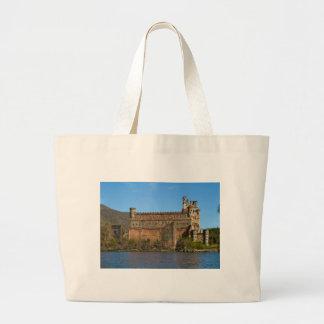 Castillo de Bannerman Bolsa Tela Grande