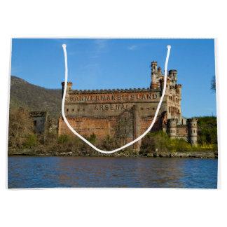 Castillo de Bannerman Bolsa De Regalo Grande