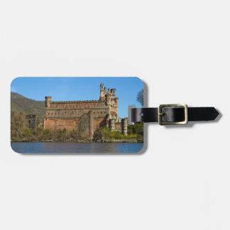 Castillo de Bannerman Etiquetas Bolsa