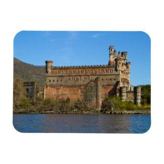 Castillo de Bannerman Iman De Vinilo