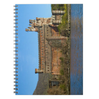 Castillo de Bannerman Libreta