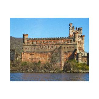 Castillo de Bannerman Lona Estirada Galerias