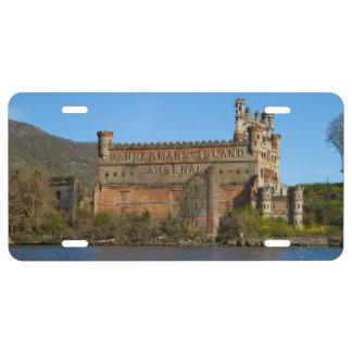 Castillo de Bannerman Placa De Matrícula
