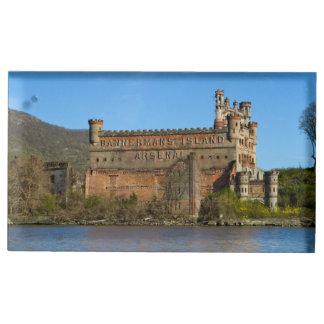 Castillo de Bannerman Soportes Para Tarjetas De Mesa