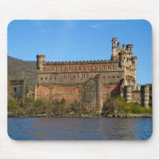 Castillo de Bannerman Alfombrilla De Ratón