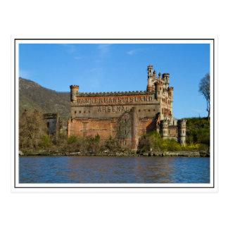Castillo de Bannerman Postal