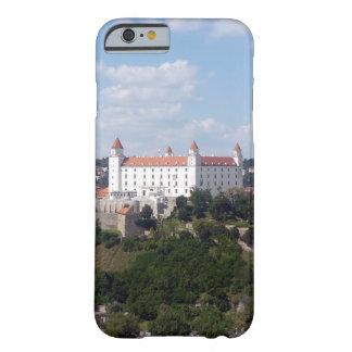 castillo de Bratislava Funda Para iPhone 6 Barely There
