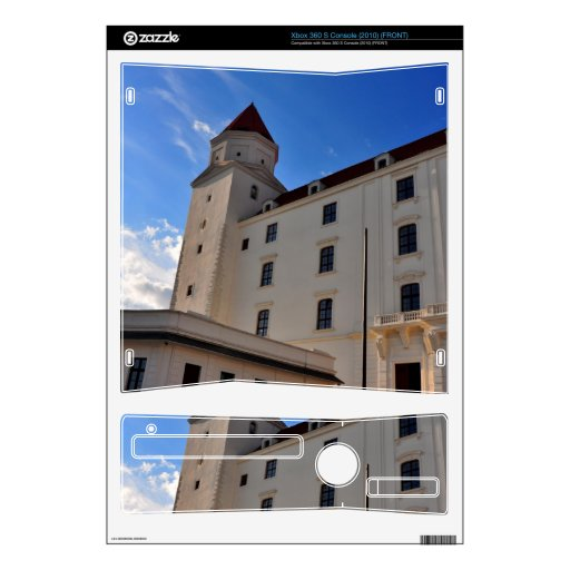 Castillo de Bratislava Xbox 360 S Skins
