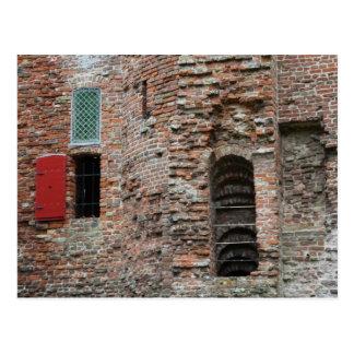 Castillo de Brederode Postales