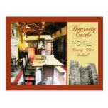 Castillo de Bunratty, condado Clare, Irlanda Postales