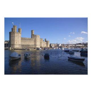 Castillo de Caernarfon, Gwynedd, País de Gales 2 Cojinete