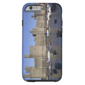 Castillo de Caernarfon, Gwynedd, País de Gales Funda Para iPhone 6 Tough