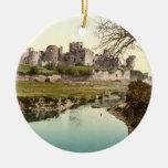 Castillo de Caerphilly, País de Gales Ornamento De Reyes Magos