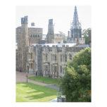 Castillo de Cardiff Membrete