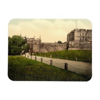 Castillo de Carlisle, Carlisle, Cumbria, Inglaterr Iman Flexible
