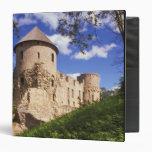 """Castillo de Cesis en Letonia central Carpeta 1 1/2"""""""