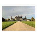 Castillo de Chambord, Francia Postal