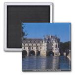 Castillo de Chenonceau, el valle del Loira, Franci Iman De Frigorífico