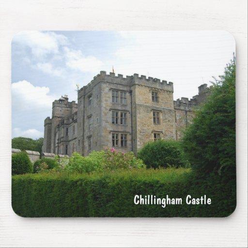 Castillo de Chillingham Mousepads