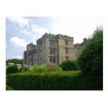 Castillo de Chillingham Postal