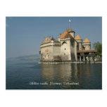 Castillo de Chillon, Montreux, Suiza Postales