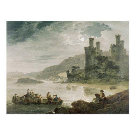 Castillo de Conway, 1794 Postal