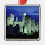 Castillo de Conwy, Gwynedd, País de Gales Adorno