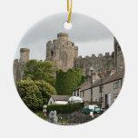 Castillo de Conwy, País de Gales, Reino Unido Ornamento De Reyes Magos