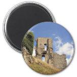 Castillo de Corfe, Dorset Iman Para Frigorífico