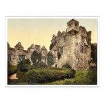 Castillo de Donegal. Co. foto de la obra clásica d Postal