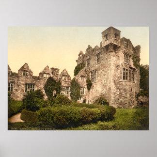 Castillo de Donegal, condado Donegal Posters