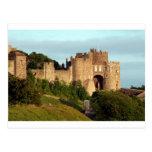 Castillo de Dover, Inglaterra, Reino Unido 3 Postal
