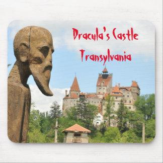 Castillo de Drácula en el salvado, Brasov, Alfombrillas De Ratones