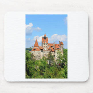 Castillo de Drácula en Transilvania, Rumania Alfombrillas De Ratón