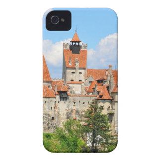 Castillo de Drácula en Transilvania, Rumania Carcasa Para iPhone 4