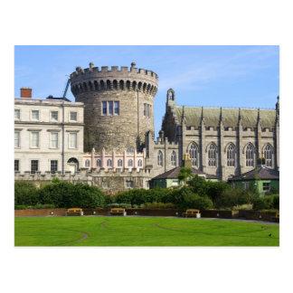 Castillo de Dublín Postal