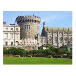 Castillo de Dublín Tarjeton