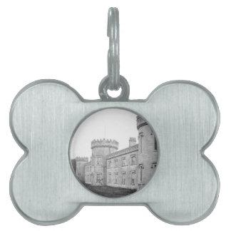 Castillo de Dungiven Placa Mascota