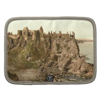 Castillo de Dunluce, condado Antrim, Irlanda del N Organizador
