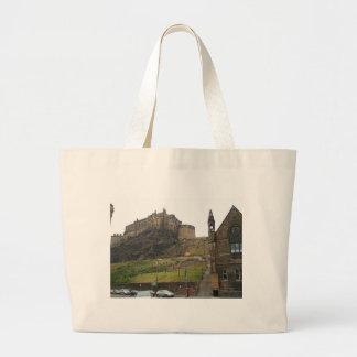 Castillo de Edimburgo Bolsas De Mano