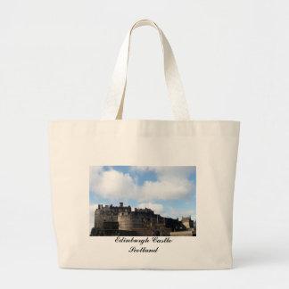 Castillo de Edimburgo en Escocia Bolsa De Mano