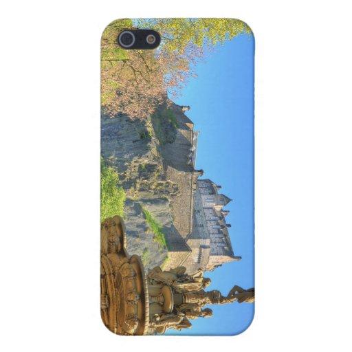 Castillo de Edimburgo, Escocia iPhone 5 Protector
