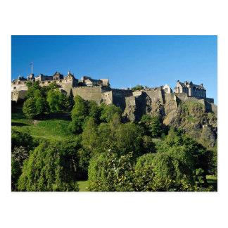 Castillo de Edimburgo, Escocia Tarjetas Postales
